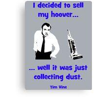 Tim Vine -  Hoover Canvas Print