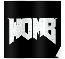 Doomed - WOMB Poster