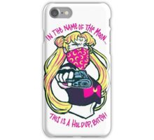 Thug Sailor Moon iPhone Case/Skin