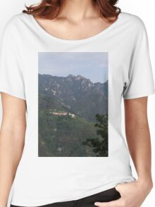 mountain landscape Women's Relaxed Fit T-Shirt