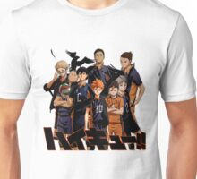 Haikyuu[hd] Unisex T-Shirt