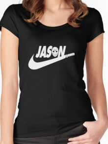 Jason Nike Women's Fitted Scoop T-Shirt