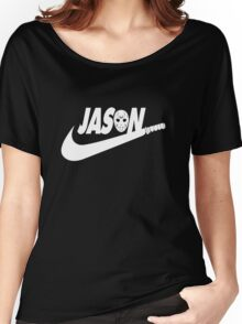 Jason Nike Women's Relaxed Fit T-Shirt