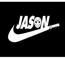 Jason Nike Photographic Print