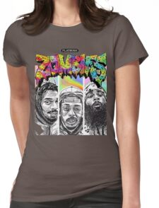 FLATBUSH ZOMBIES GANG Womens Fitted T-Shirt