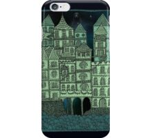 Busy Body Whimsical Castle  iPhone Case/Skin