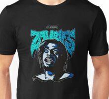 THE FLATBUSH ZOMBIE IN BLUE Unisex T-Shirt