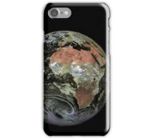 Africa from satellite | globetrotter iPhone Case/Skin