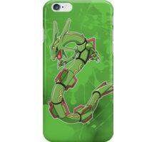 Pokemon Rayquaza Phone case iPhone Case/Skin