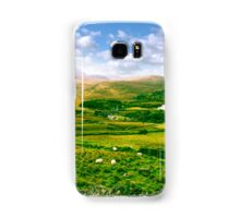 old Dunlewy church in beautiful Donegal  Samsung Galaxy Case/Skin