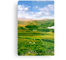 old Dunlewy church in beautiful Donegal  Metal Print