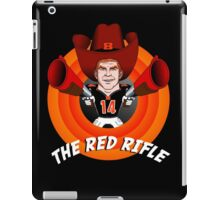 The Red Rifle iPad Case/Skin