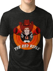 The Red Rifle Tri-blend T-Shirt