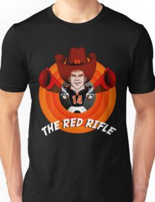 The Red Rifle Unisex T-Shirt