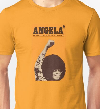 Angela Davis - Portait Of A Revolutionary Unisex T-Shirt