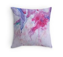 mermaids without tails Throw Pillow
