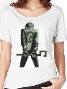The Riddler Women's Relaxed Fit T-Shirt
