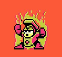 Heat Man by clearspace80