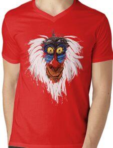 Rafiki Mens V-Neck T-Shirt