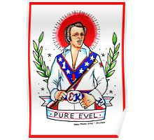 Pure Evel Poster