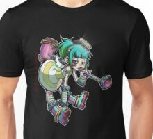 Angel Mallet Girl (No BG) Unisex T-Shirt
