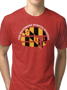 Baltimore Burger Buddies Tri-blend T-Shirt
