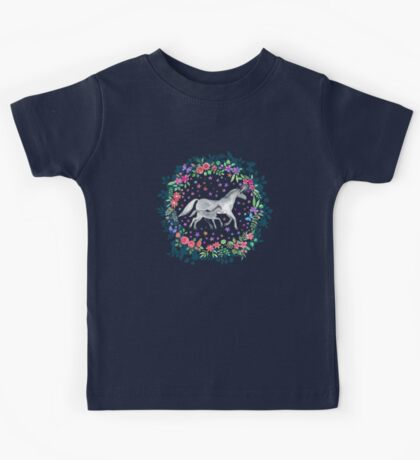 Mama and Baby Unicorn Kids Tee