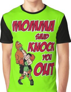 Knock Out Graphic T-Shirt