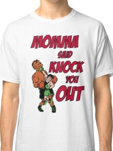 Knock Out Classic T-Shirt