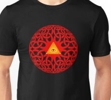 The Illuminati rule the world Unisex T-Shirt
