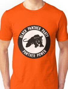 Black Panther Party - panther power Unisex T-Shirt