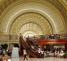 "Union Station Washington DC USA(""*Best Viewed Large*"") by AnnDixon"