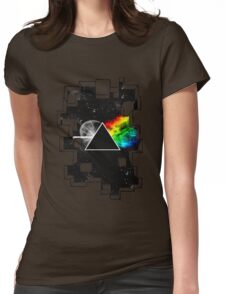 Pink Floyd Womens Fitted T-Shirt