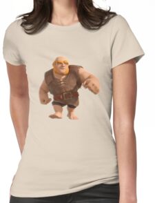 Giant Womens Fitted T-Shirt