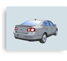 Volkswagen Passat Canvas Print