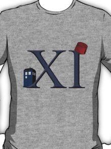 Dr Who Xi T-Shirt
