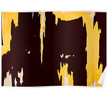 Clyfford Still no 1 Poster