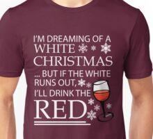 White Christmas Unisex T-Shirt