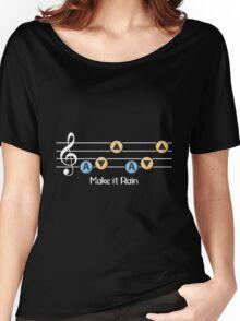 Make it rain - Zelda Women's Relaxed Fit T-Shirt