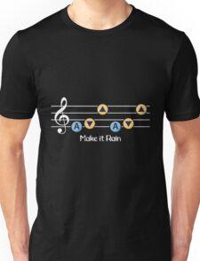 Make it rain - Zelda Unisex T-Shirt