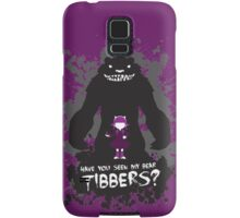 Annie, the Dark Child Samsung Galaxy Case/Skin