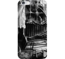 The magic of that Christmas tree. It wraps itself around us every year and will go on forever. iPhone Case/Skin