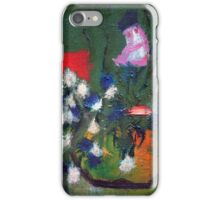 Flower In Flowerport iPhone Case/Skin
