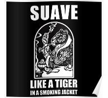 Rakshasa : Like a Tiger In A Smoking Jacket : Dungeons & Dragons Poster
