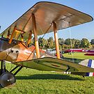 """Sopwith F.1 Camel D1851 G-BZSC """"Ikanopit"""" by Colin Smedley"""