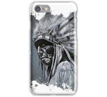 Native American Warrior - Pura Vida iPhone Case/Skin