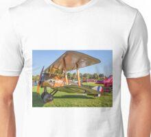 "Sopwith F.1 Camel D1851 G-BZSC ""Ikanopit"" Unisex T-Shirt"