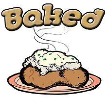 Baked Potato (e) by Rob Hopper