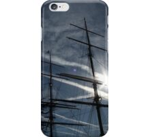Sails and Contrails iPhone Case/Skin