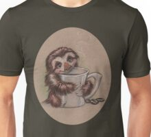 Sloth Coffee Unisex T-Shirt
